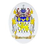 MacVeigh Oval Ornament