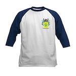 MacVail Kids Baseball Jersey