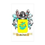 MacVail Sticker (Rectangle 50 pk)