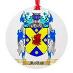MacUaid Round Ornament