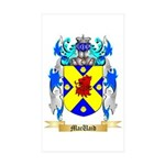 MacUaid Sticker (Rectangle 50 pk)