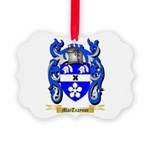 MacTraynor Picture Ornament