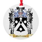 MacTomyn Round Ornament