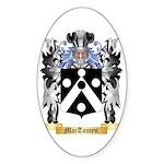 MacTomyn Sticker (Oval 50 pk)