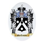 MacTomyn Oval Ornament