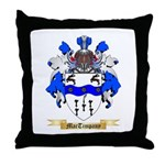 MacTimpany Throw Pillow