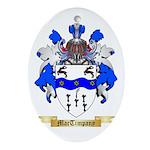 MacTimpany Oval Ornament
