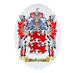 MacTiernan Oval Ornament