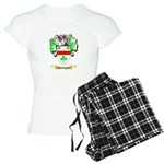 MacTeggart Women's Light Pajamas