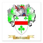 MacTeggart Square Car Magnet 3