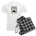 MacTeague Men's Light Pajamas
