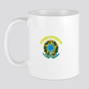 Corcovado, Brazil Mug