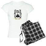MacTeague Women's Light Pajamas