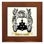 MacTeague Framed Tile
