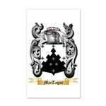MacTague 35x21 Wall Decal