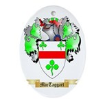 MacTaggart Oval Ornament