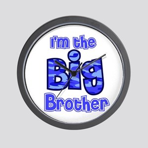 Im the big brother Wall Clock