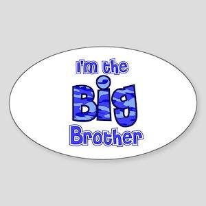 Im the big brother Sticker