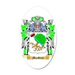 MacStay Oval Car Magnet