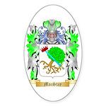 MacStay Sticker (Oval)
