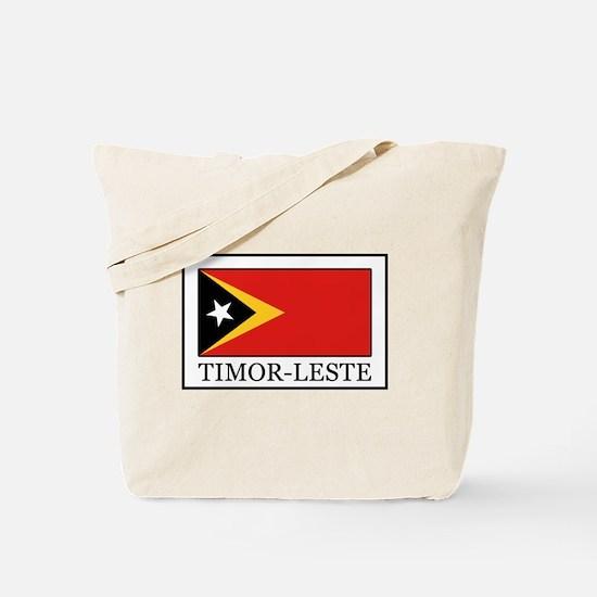 Cute East timor Tote Bag