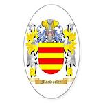 MacSorley Sticker (Oval 50 pk)