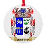 MacSheehy Round Ornament