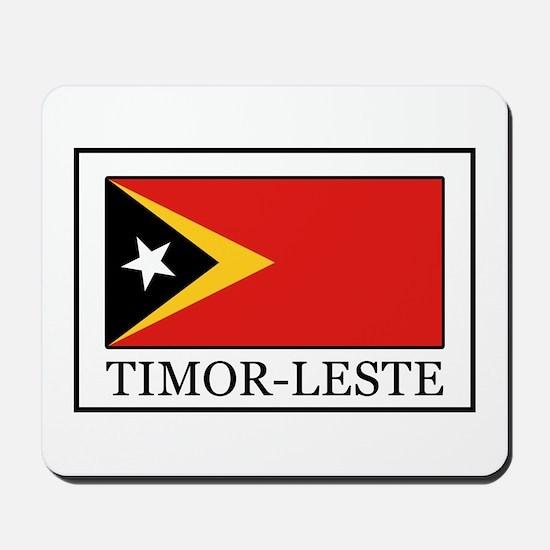 Timor-Leste Mousepad