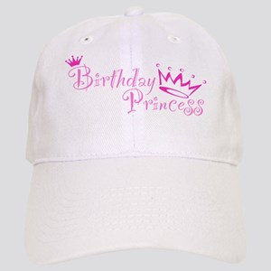 Birthday Princess Cap