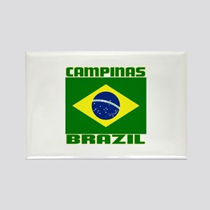 Campinas, Brazil Rectangle Magnet