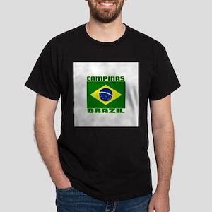 Campinas, Brazil Dark T-Shirt