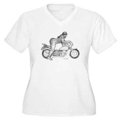 Sexy motorcycle t shirts