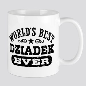 World's Best Dziadek Ever Mug