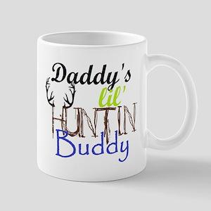 Daddys lil huntin Buddy Mugs