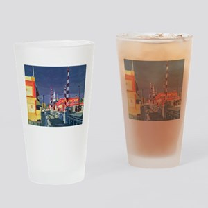 2nd Avenue Bridge Drinking Glass