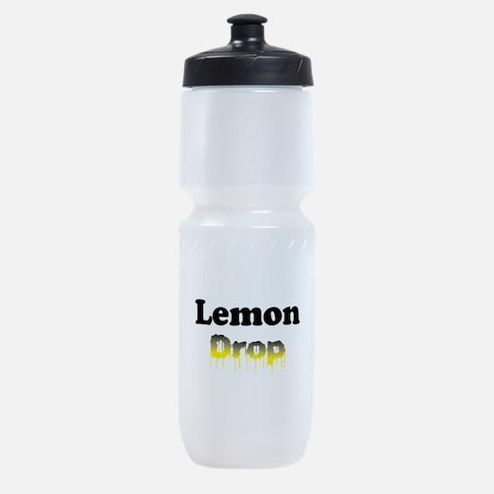 Lemon Drop Sports Bottle
