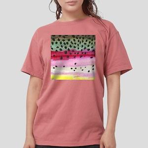 Rainbow Trout Skin Fishing T-Shirt
