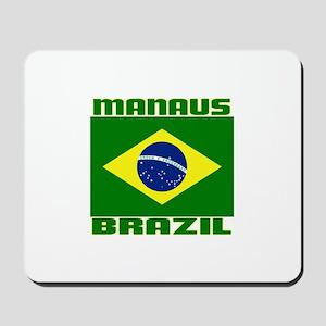 Manaus, Brazil Mousepad