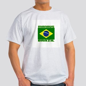 Manaus, Brazil Light T-Shirt