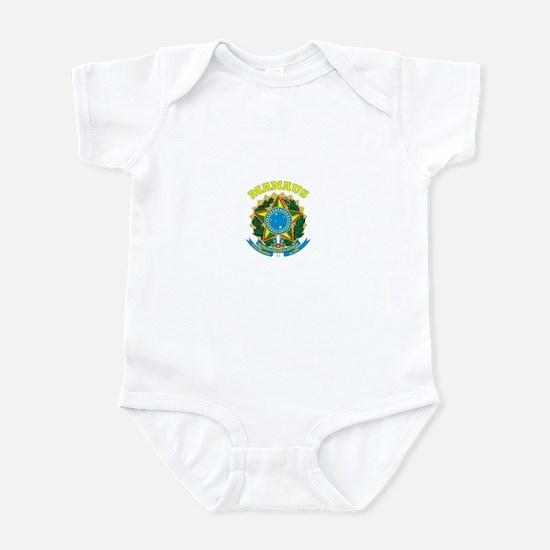 Manaus, Brazil Infant Bodysuit