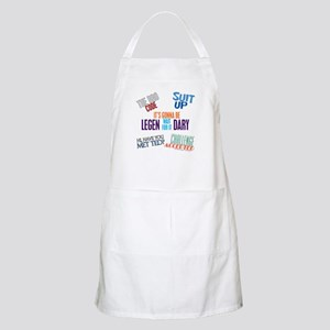 How I Met Your Mother Quotes Apron