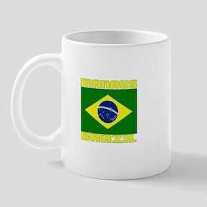 Manaus, Brazil Mug