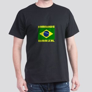 Manaus, Brazil Dark T-Shirt