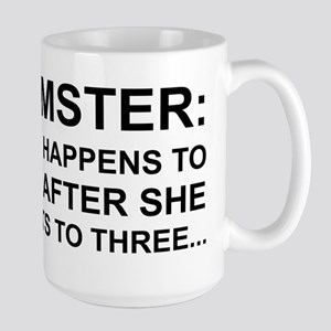 MOMSTER: WHAT HAPPENS TO MOM AFTER SHE COUNTS Mugs