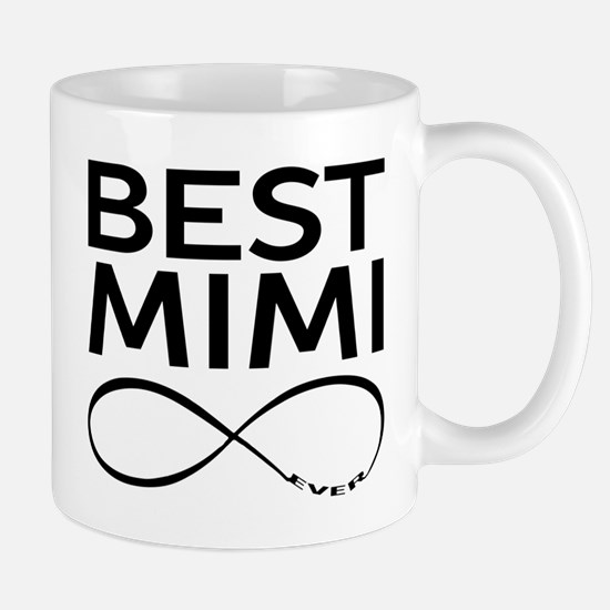 BEST MIMI EVER Mugs