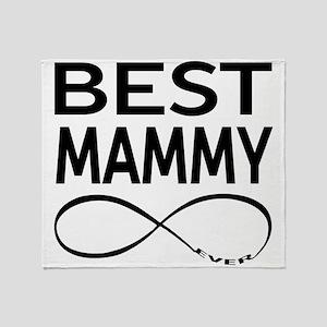 Best Mammy Ever Throw Blanket