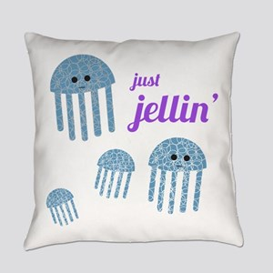 Just Jellin Everyday Pillow
