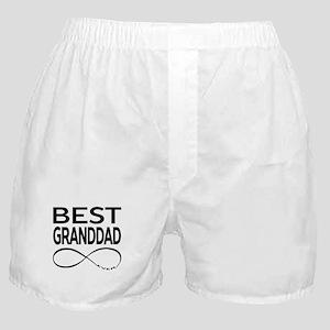 BEST GRANDDAD EVER Boxer Shorts
