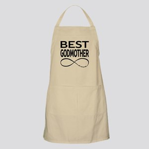 BEST GODMOTHER EVER Apron