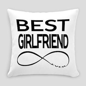 BEST GIRLFRIEND EVER Everyday Pillow
